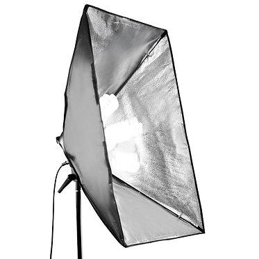Walimex Pro Luz Daylight 2250 com Softbox 60x90cm