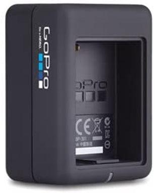 GoPro Carregador Duplo Bateria Hero 3/3+