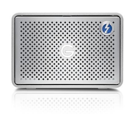 G-RAID with Thunderbolt 3 + USB