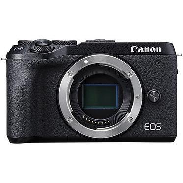 Canon EOS M6 Mark II - Corpo