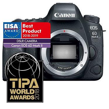 Canon EOS 6D Mark II - Corpo