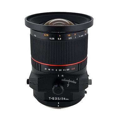 Samyang 24mm f/3.5 Tilt-Shift