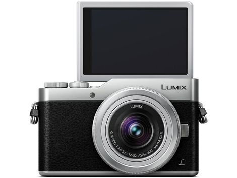 Panasonic Lumix GX850 4K Mirrorless ILC Camera 12-32mm Mega O.I.S. lens kit