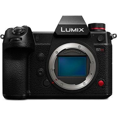 Panasonic Lumix S1H - Corpo
