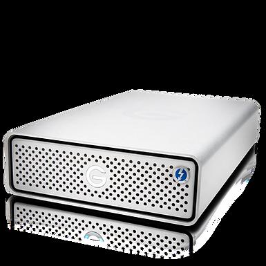 G-DRIVE com Thunderbolt 3 + USB-C