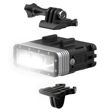 SP POV Light - Luz Vídeo Led Estanque para GoPro