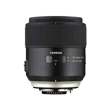 Tamron AF SP 45mm f/1.8 Di VC USD