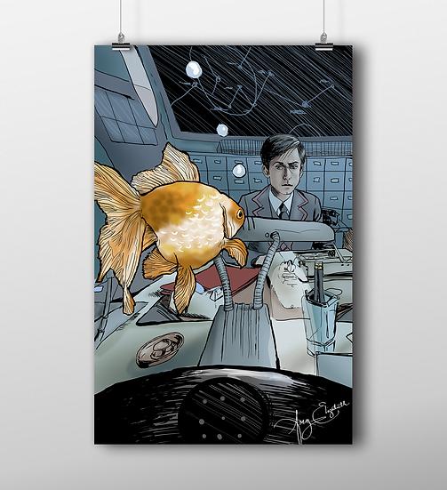 The Umbrella Academy 11x17 Print