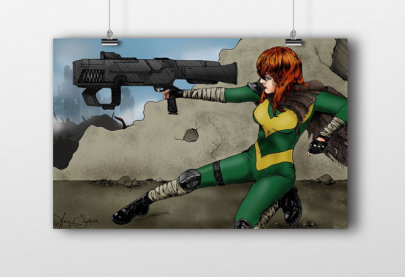 Hope Summers 11x17