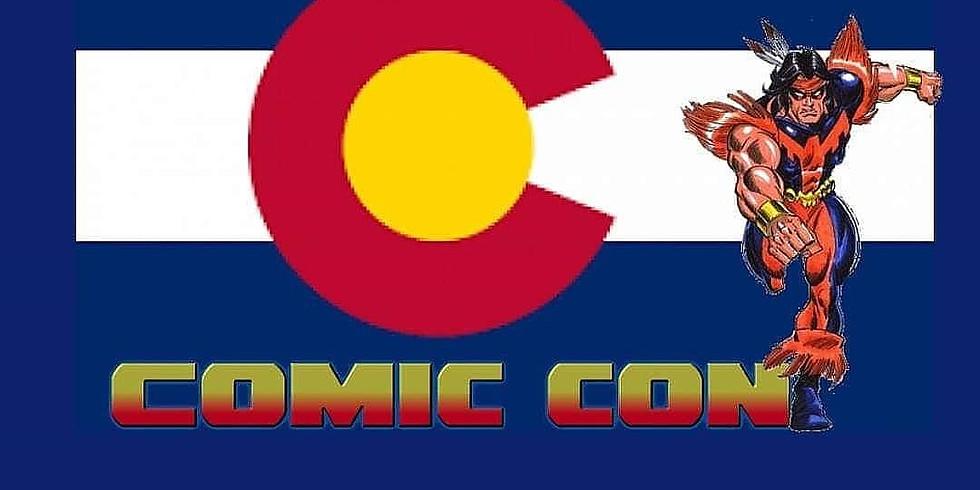 Pueblo Comic Con