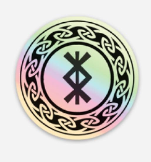 Bind Rune Sticker