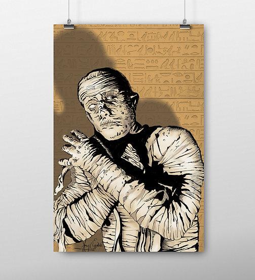 Mummy 11x17Print