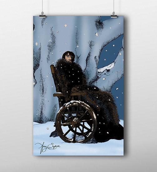 Bran 11x17 Print