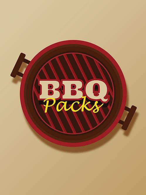 £35 BBQ Pack