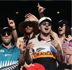 BLACKCAPS SUPPORTERS GEAR