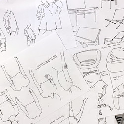 SKETCHES AND CONCEPTS