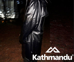 Kathmandu Solar Raincoat