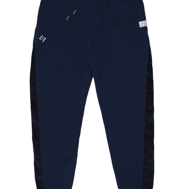 75 - CORD PANELLED TRIPLE STITCHED TRACKPANT