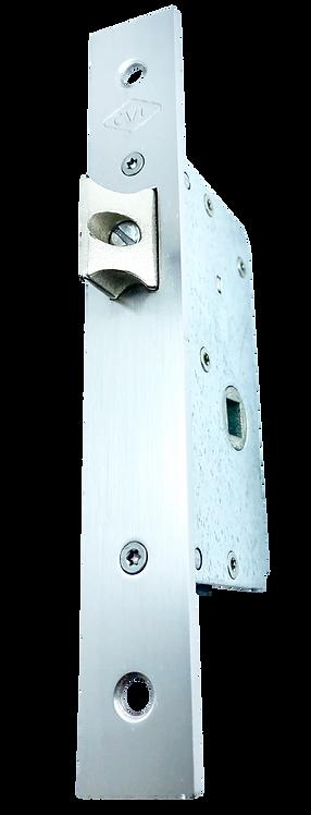 Cerradura con Palanca Basculante sin cilindro para Puerta Batiente Entrada 23 mm