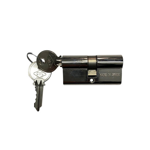 Cilindro Tradicional Llave Llave - 62mm (Leva  Larga) 25 - 25