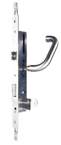 Cerradura Multipunto de Palanca Reforzada Deslizante para Puerta Batiente