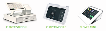 POS All-In-One System, Mobile, Mini tablet