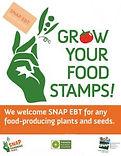 Snap EBT Food Logo