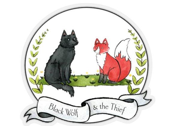 BWT Logo Stickers