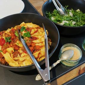 Italian Long Lunch