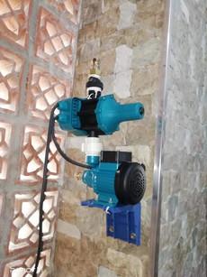 Installation pompe