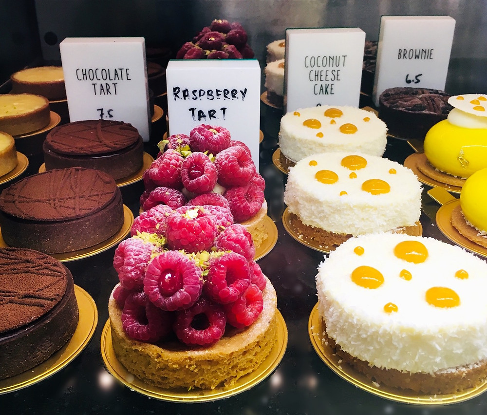 Patisserie items - Tiong Bahru Bakery Singapore