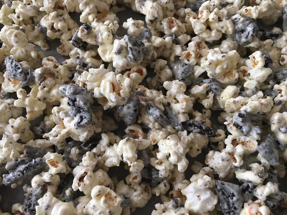 Cookies and Cream (oreo) Popcorn