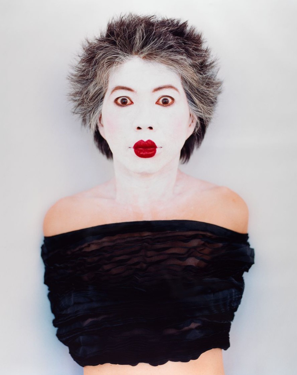 Lee Lin Chin, 2004 by GeorgeFetting (type C photograph)