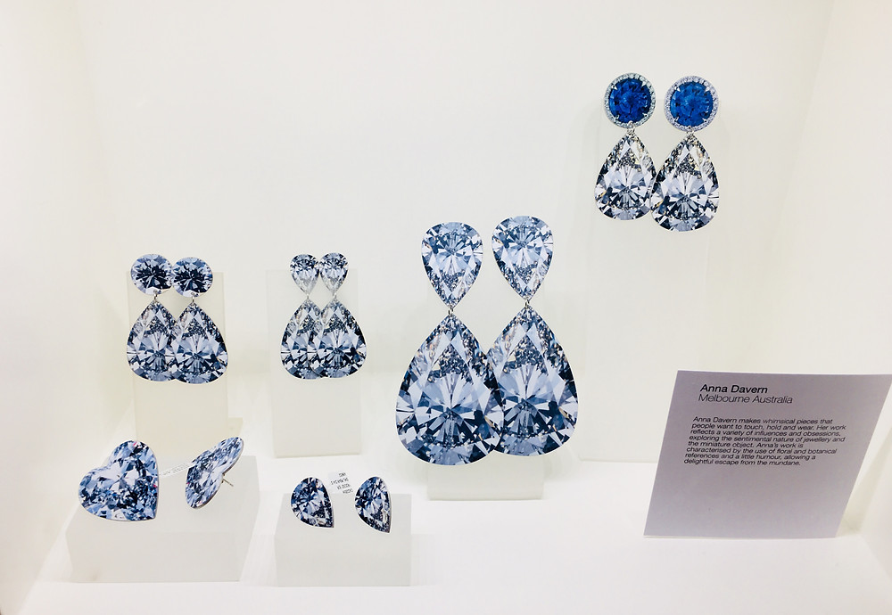 Hilarious jewellery from Anna Davern