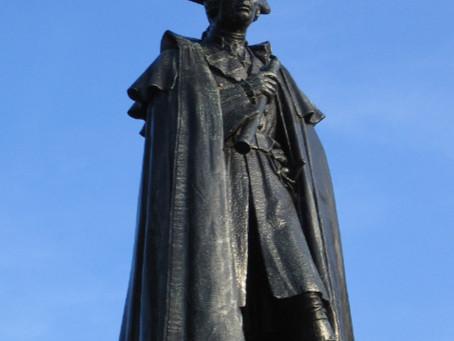 Major-General James Wolfe Statue, Greenwich Park