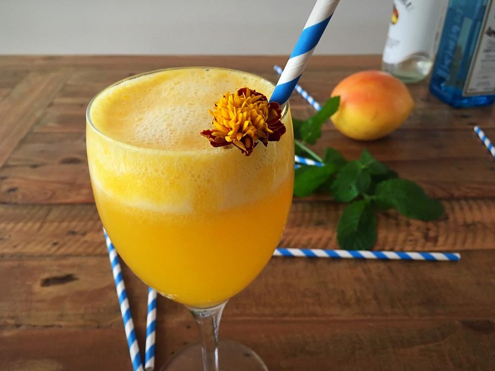 Merry Mango Madness cocktail