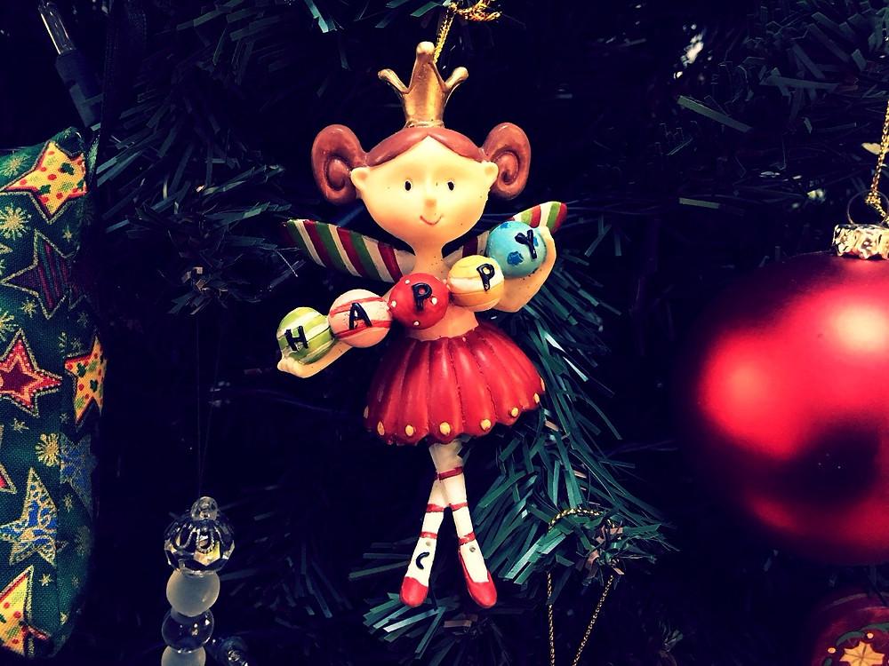 Christmas Fairy tree decoration