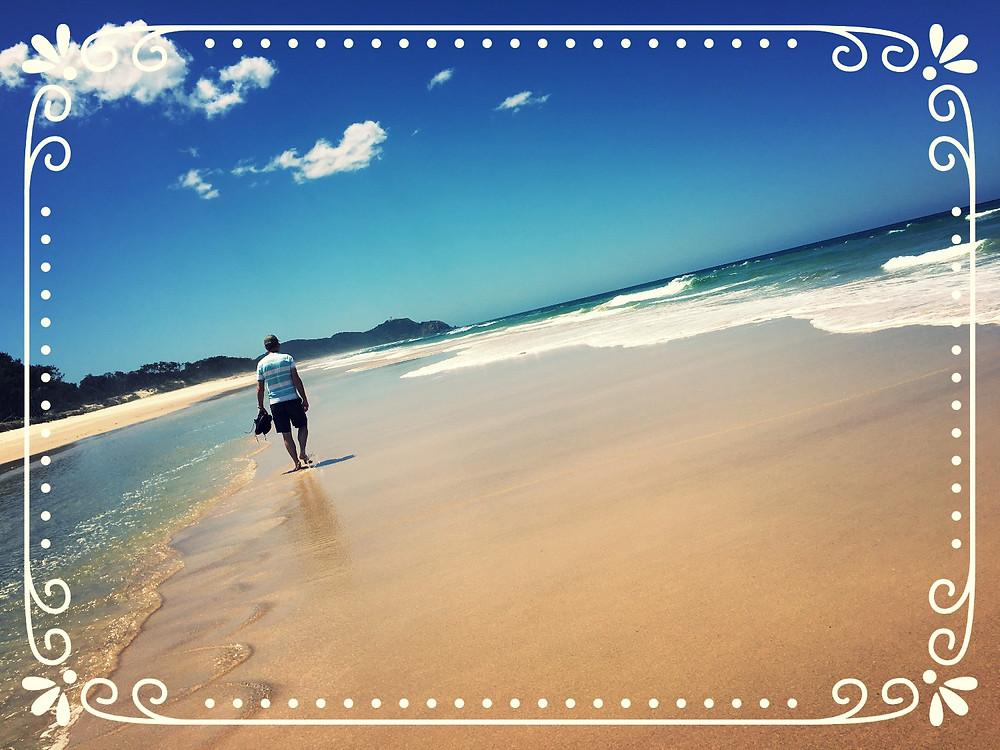 Tallow Beach, Byron Bay NSW