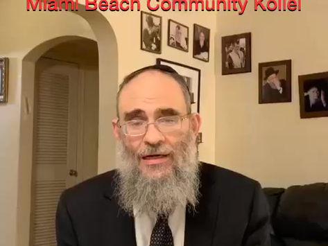 Rabbi Yaacov Gross endorses convalescent COVID-19 plasma
