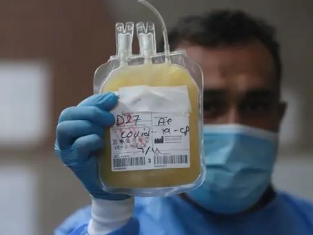 The Convalescent Plasma Is Looking Like A Coronavirus Success Story