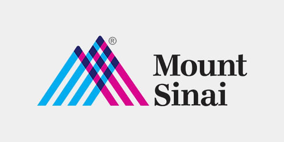 Mount Sinai Plasma Drive