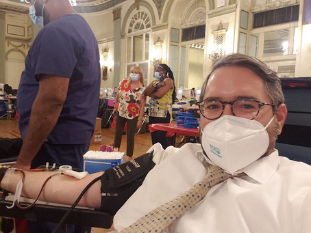 New York Orthodox Jews support COVID-19 patients with plasma donationsin South Florida