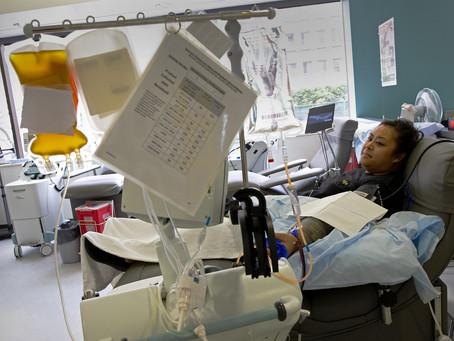 Doctors call for COVID-19 survivors to donate convalescent plasma