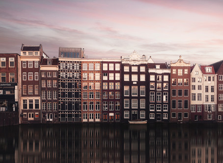 10 Photo spots in Amsterdam, The Netherlands