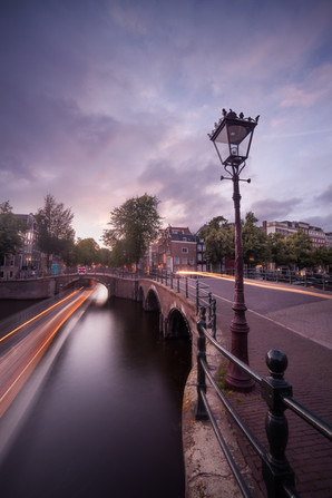 Amsterdam In Motion