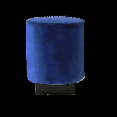 Blue Pouf IPE 80
