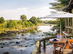 Sanctuary Olonana in Masai Mara Kenya