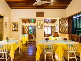 Pousada Don Diego Salão café 6