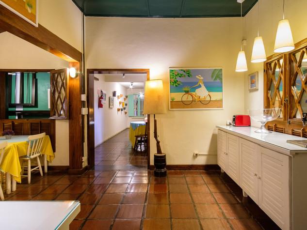 Pousada Don Diego Salão café 1