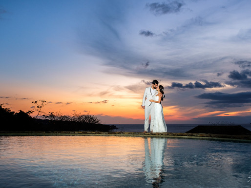 Casamento de Ariane e Mikael